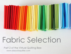 Choosing-fabric-for-a-quilt-