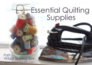 Essential-quilting-supplies