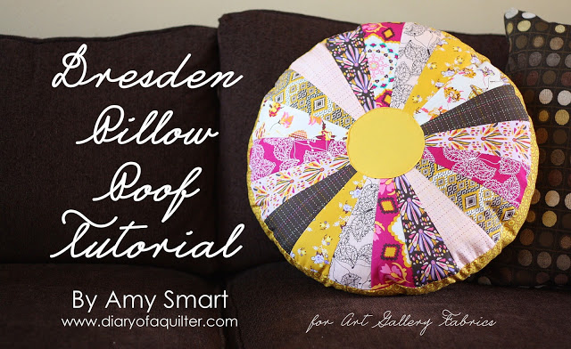 Double Wedding Ring Quilts For Sale 28 Epic Dresden Pillow Tutorial