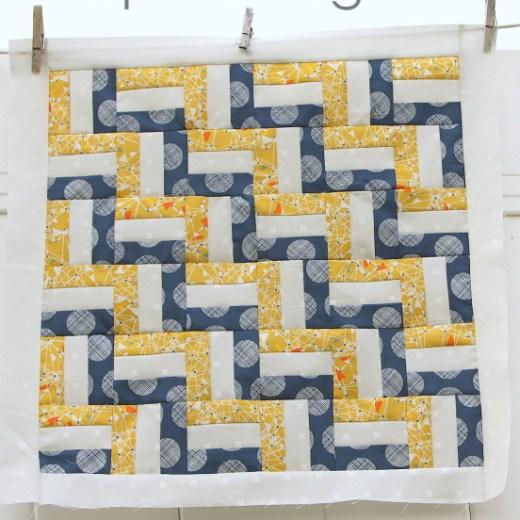 Strip Piecing Quilts tutorial