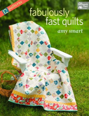 Fabulously Fast Quilts short cut quilt patterns