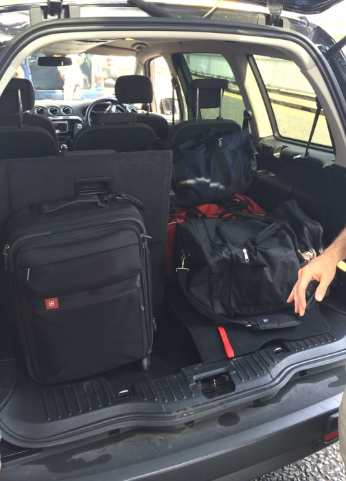 small cargo space travel europe