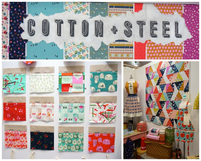 Cotton and Steel Spring Market 2015