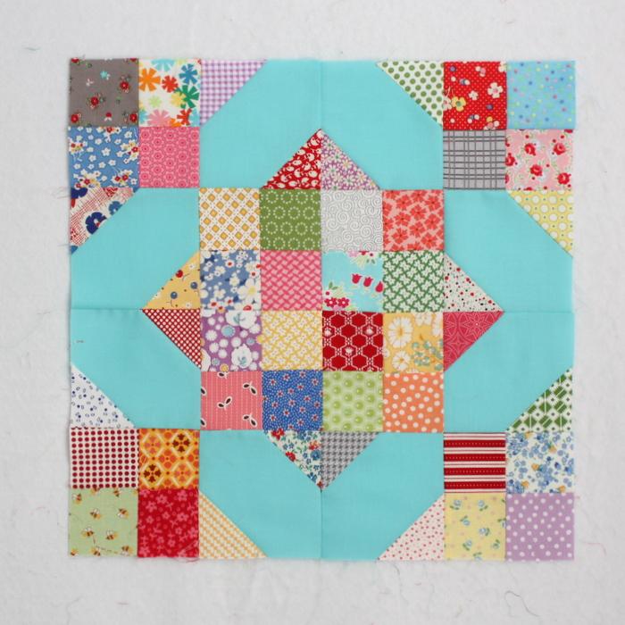 scrappy-cross-block-by-Lori-holt