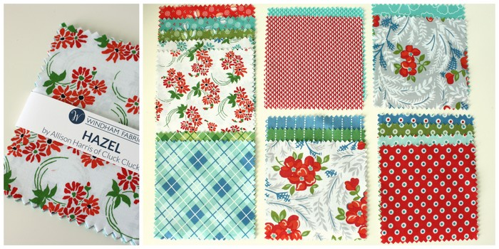 Hazel Windham Fabrics Allison Harris