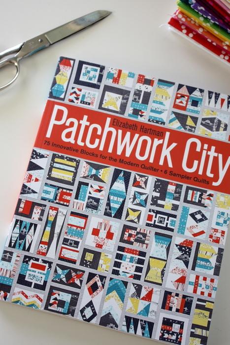 Patchwork City by Elizabeth Hartman
