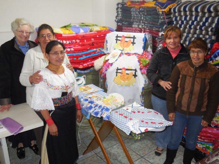 Sewing Machines for Ecuador