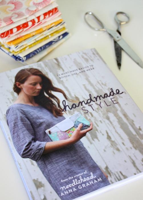 handmade style book noodlehead