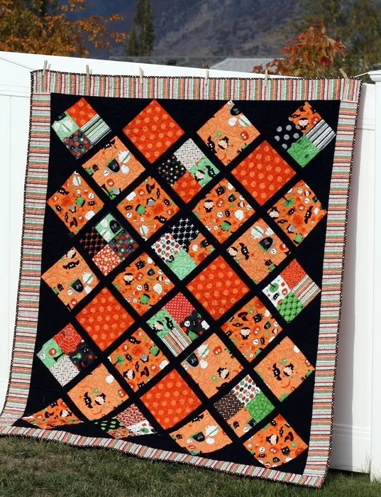 halloween Boo to you! quilt-001