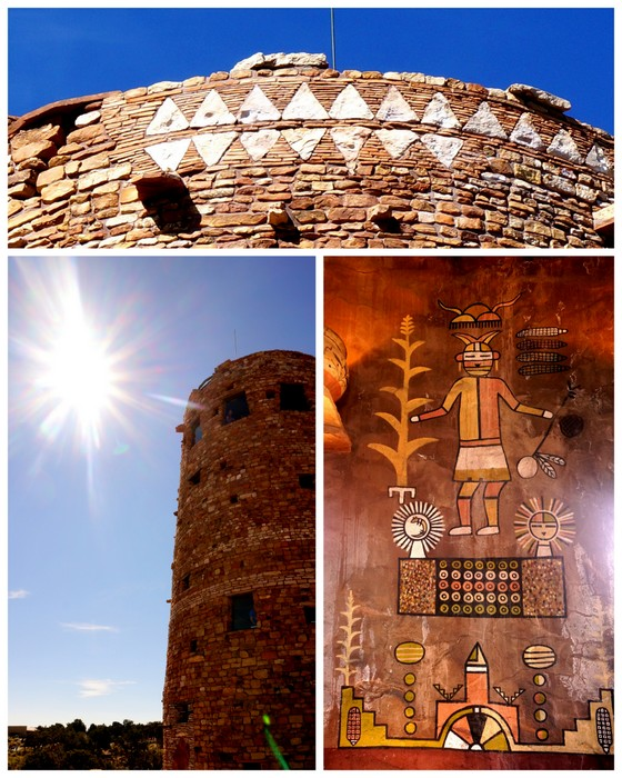 The Watchtower, Desert View Grand Canyon
