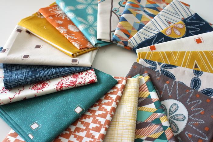 Artisan Art Gallery Fabrics