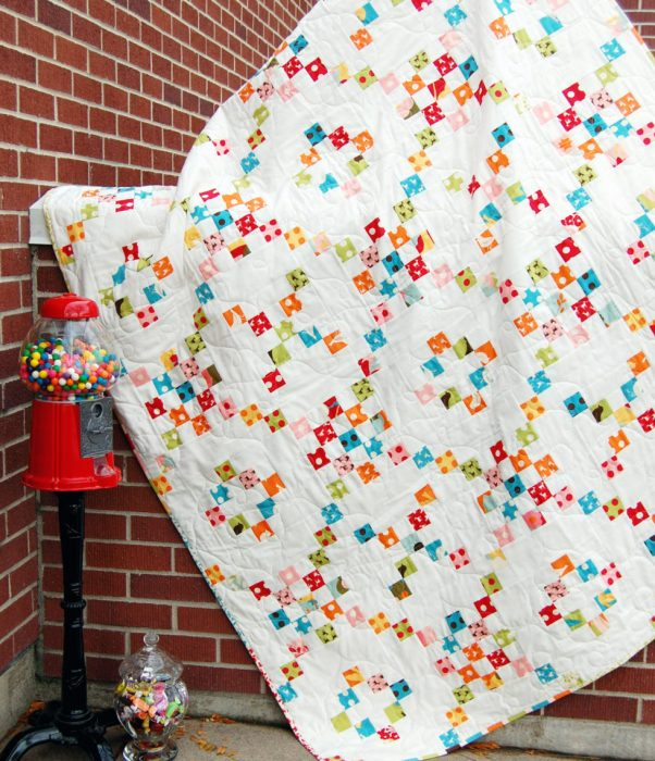 Candy Shoppe Quilt Pattern