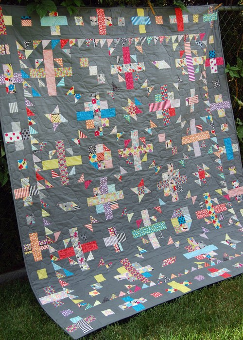 Confetti Weave Quilt 5 web