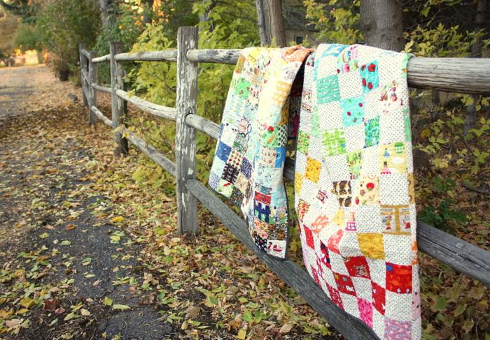 children's i-spy quilts