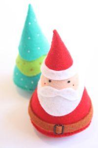 Christmas Jodi Ric Rac free Santa pattern