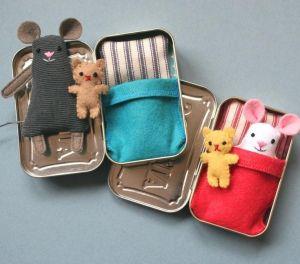 Pocket Mouse pattern