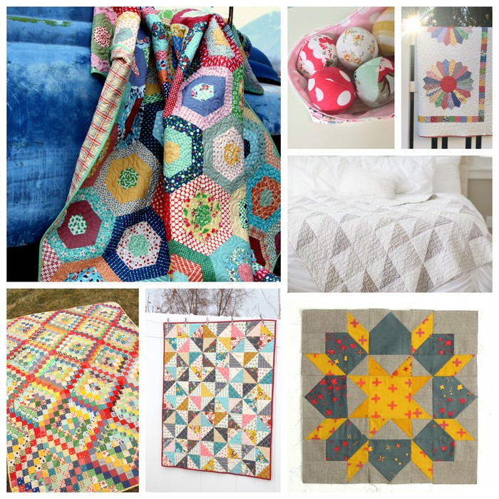 2015 Diary of a Quilter projects