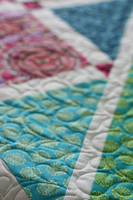 quilting by Sew Shabby Quilting