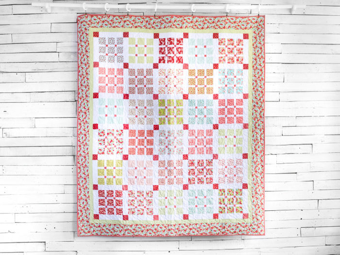 Pre-Cut Short Cuts Craftsy Class pattern