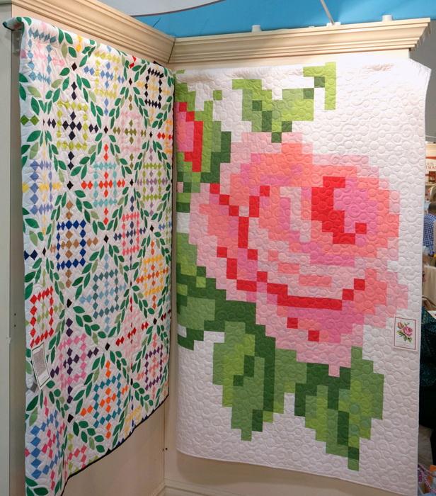 Basket Quilt Block pattern