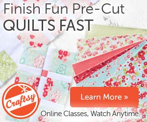Amy Smart Pre-cuts ShortCuts Craftsy