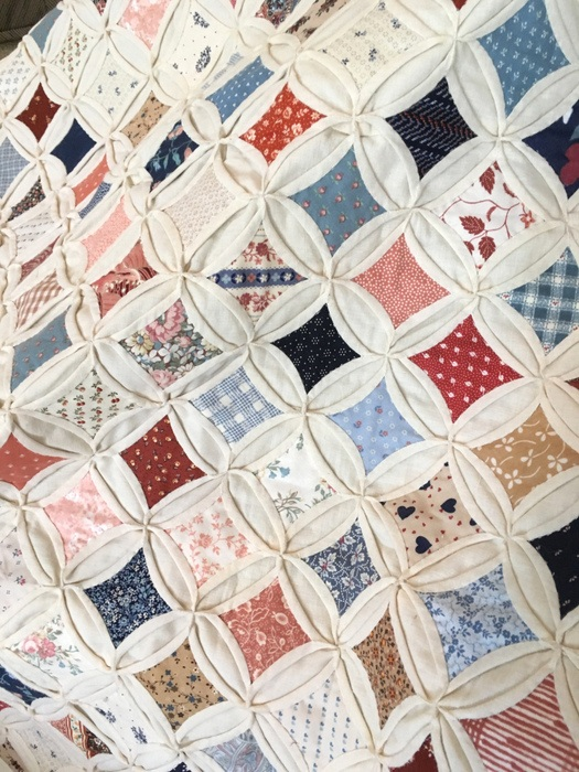 July Summer Handwork Projects Diary Of A Quilter A Quilt Blog