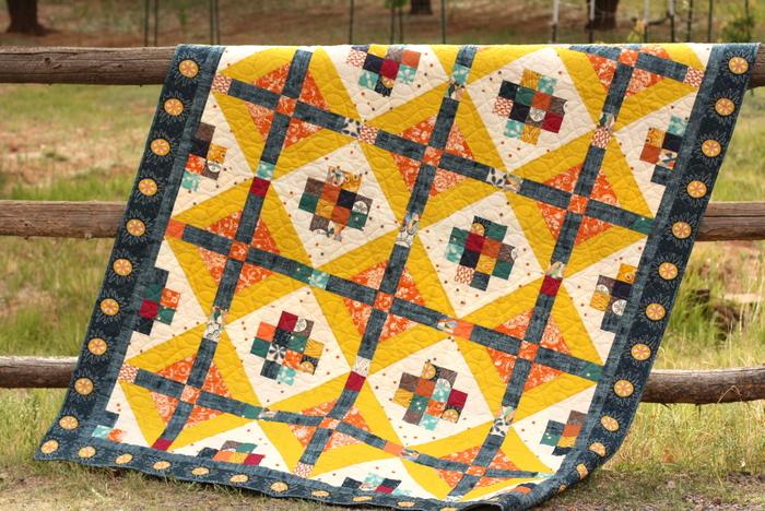 Modern Southwest Quilt