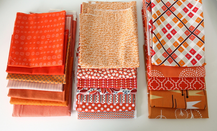 Tips for using scale to choose fabric for a quilt