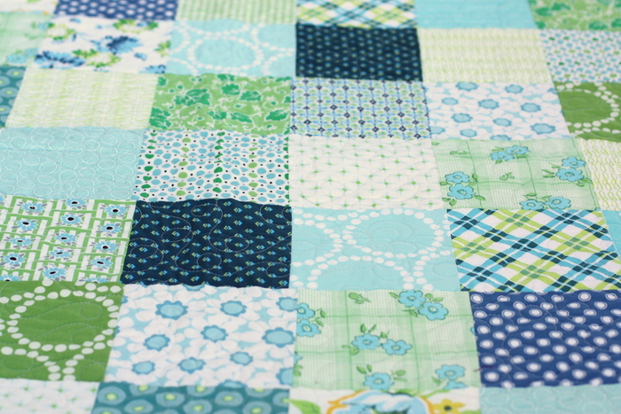 aqua-and-blue-patchwork-squares