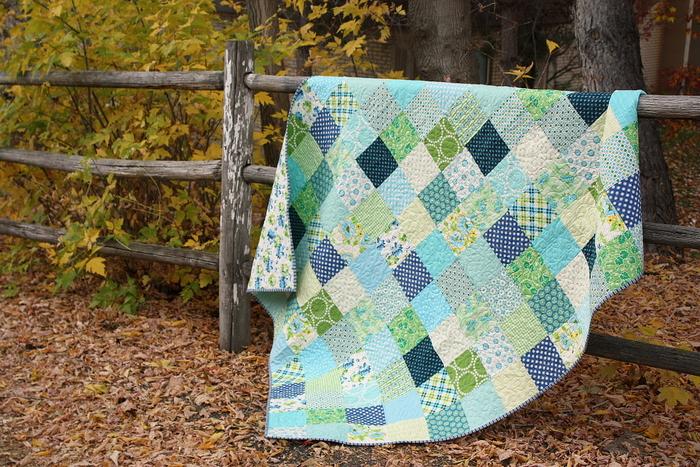 Beginning Patchwork Teaching Kids to Sew