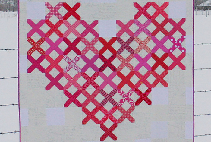 Emily Herrick cross-stitch heart for Lucky Spool.bmp