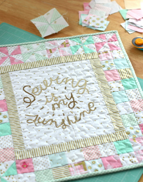 Love of Sewing project