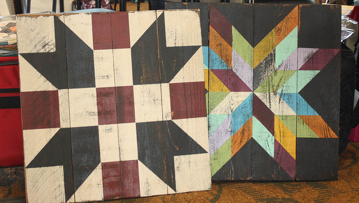 AQ Barn Quilts