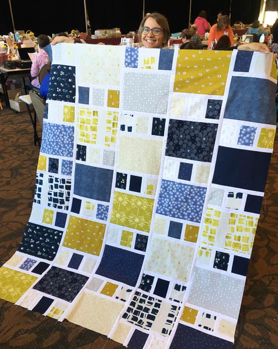 Craftsman quilt