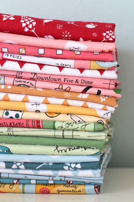 Fast & Free Five & Dime Quilt Tutorial : five and dime quilt - Adamdwight.com