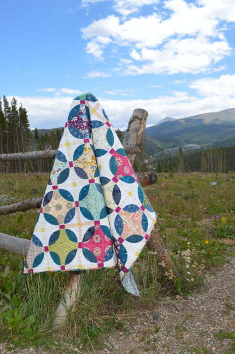 Tips for sewing curves from Sharon McConnell of Color Girl Quilts