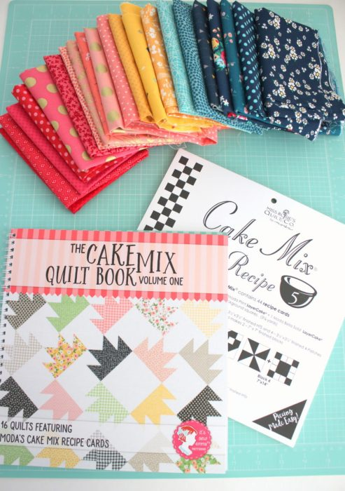 Layer Cake Quilt Patterns Cake Mix Paper
