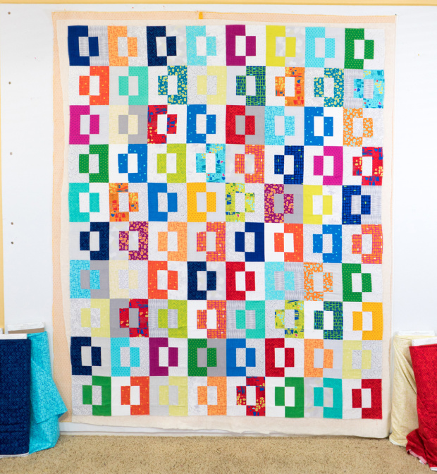 Tutorial: Spray Basting a Quilt : basting quilt - Adamdwight.com