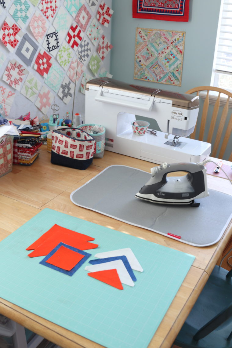First Of All, The Folks From The Quiltmate Reached Out To Share Their New  Product U2013 A Non Slip, Portable Ironing Pad That Can Sit On Your Counter Or  Table.