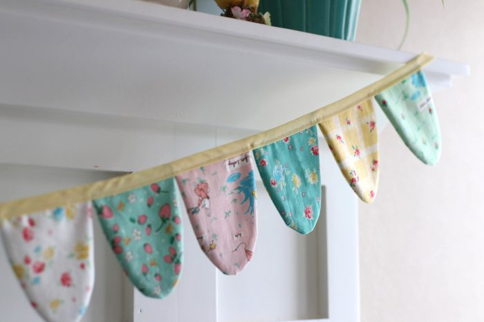 Cricut Cut Spring Easter Bunting