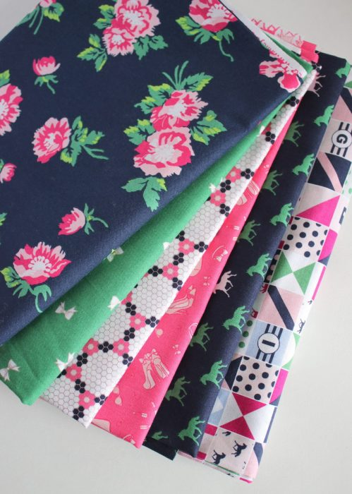 Derby Days fabric by Melissa Mortenson for Riley Blake