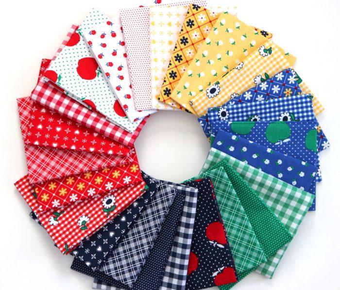 Sunnyside Avenue Fabric collection