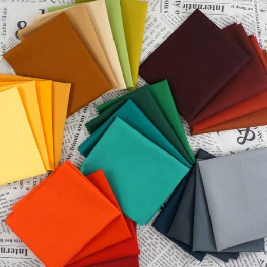 Pink Castle Fabrics solids