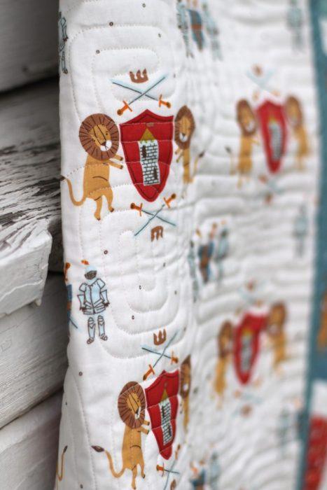 Riley Blake Designs - Lancelot Fabric