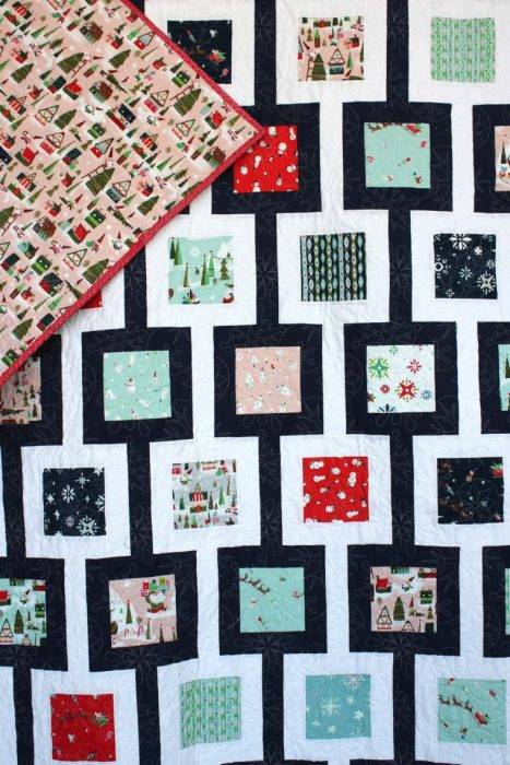 Chain Link Quilt Pattern by Amy Smart