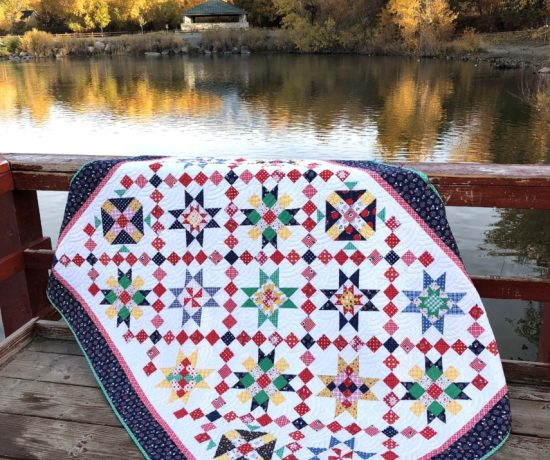 Free Quilt pattern from Amy Smart - Diary of a Quilter