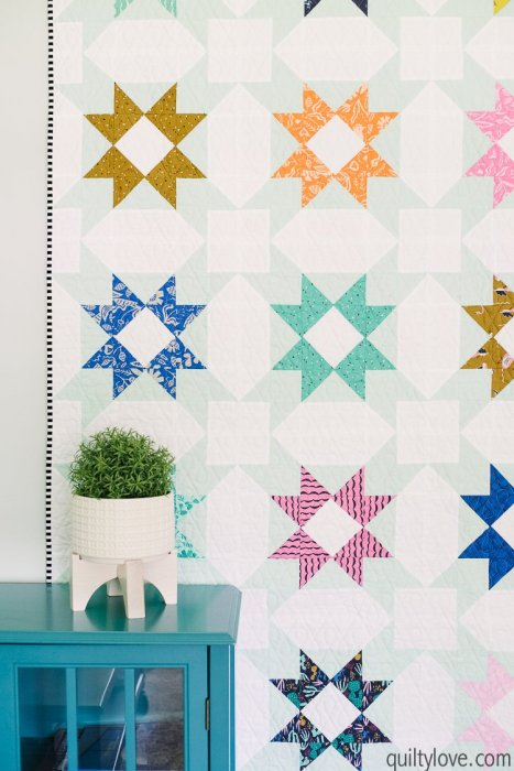 Modern Quilts by Emily Dennis | Diary of a Quilter - a quilt blog