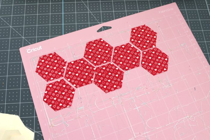 Cutting Fabric for Quilt Blocks with the Cricut Maker | Diary of a