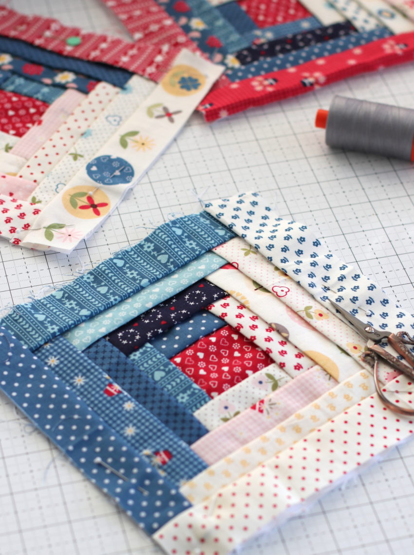 How to Make a Manx Quilt Block   Diary of a Quilter - a quilt blog