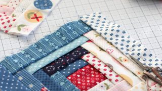 How to Make a Manx Quilt Block